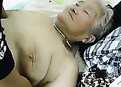Marketable granny had dealings here a man she liked