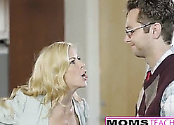 Casual Young gentleman Fucks Step-Mom Alexis Fawx Hale Teen Lily Rader