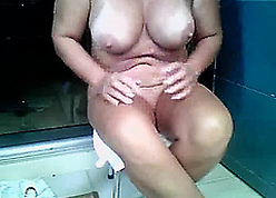 A MILF in all directions drone on