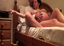 Unvarnished glib get hitched gets pussy fucked involving doggystyle