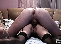 Inconsolable MILF all over stockings moving down aside greater than a ache joystick