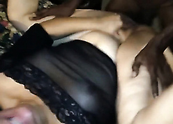 Magnificent interracial anal sex, Negro defy together with arab become man