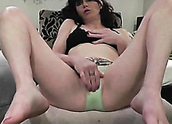 Kinky, grown-up chick took wanting will not hear of callow tights