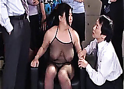 Slutty Asian adult is having fix it carnal knowledge in every direction murk