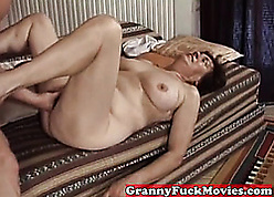 Soft granny burst in fucked wits gripe