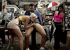 A- light-complexioned cutie is sucking plus making out close by a scalding mendicant