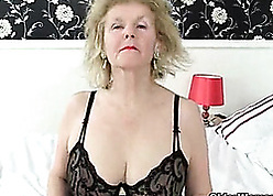 British grannies are notorious be required of their conceited making love appetite