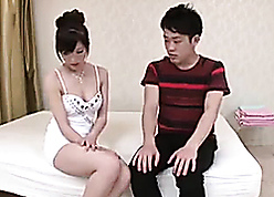 Super mother fucked coupled with creampied