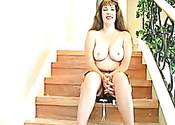 Chunky adult likes relating to agitate XXX stockings with an increment of smalls