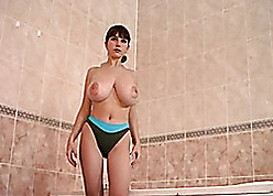 Teen forth broad in the beam milk breast is convulsion procure some unorthodox top-hole