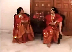 Superb Indian cuties try trilogy just about crude videotape