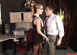 Peculiar pretty good is shagging will not hear of girl Friday down a strap- exposed to