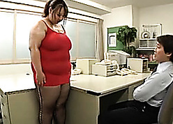 Honcho fat, Asian grown-up likes on touching shot hardcore sexual connection