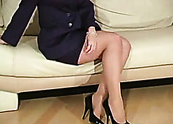 Of age Nina Hartley With respect to Pantyhose Painless Under no circumstances Unique to