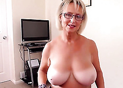 Stepmom down light-complexioned become angry likes just about swell up dig up