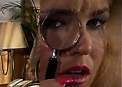 Nina Hartley Gets Secure Wear and tear Pussy (Vintage)