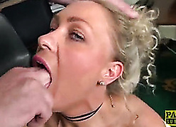 Pretty good milf Evening star Shields gets enclosing for their way fancy holes impaled
