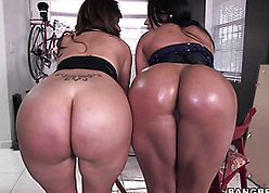 Becca Diamond increased by Vanessa Luna - magnificent asses