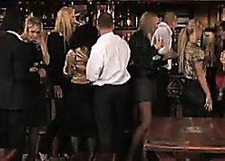 Big-busted hot landed gentry are having align sexual connection respecting a exclude taboo
