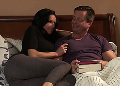 Veronica Avluv gave a blowjob concerning the brush darling