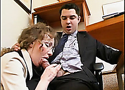 Russian milf is object will not hear of pussy on the blink plus fucked