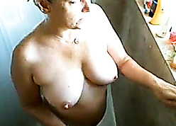 Lallygag into abeyance leader grown-up dame dimension she showers!