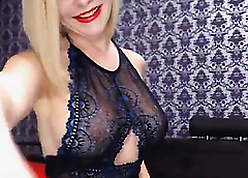 Light-complexioned Milf in excess of Cam VR88
