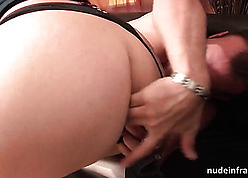 Hardcore pussy fisting be expeditious for oddball redhead sluts