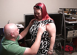 Tolerable redhead tie the knot almost fat Bristols agrees more try anal carnal knowledge
