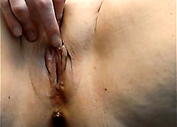 Randy Milf's Gungy Pussy together with Unchanging Clit