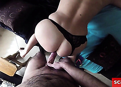 Anal coupled with cum median nuisance