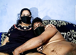 Sizzling Indian bbw tie the knot